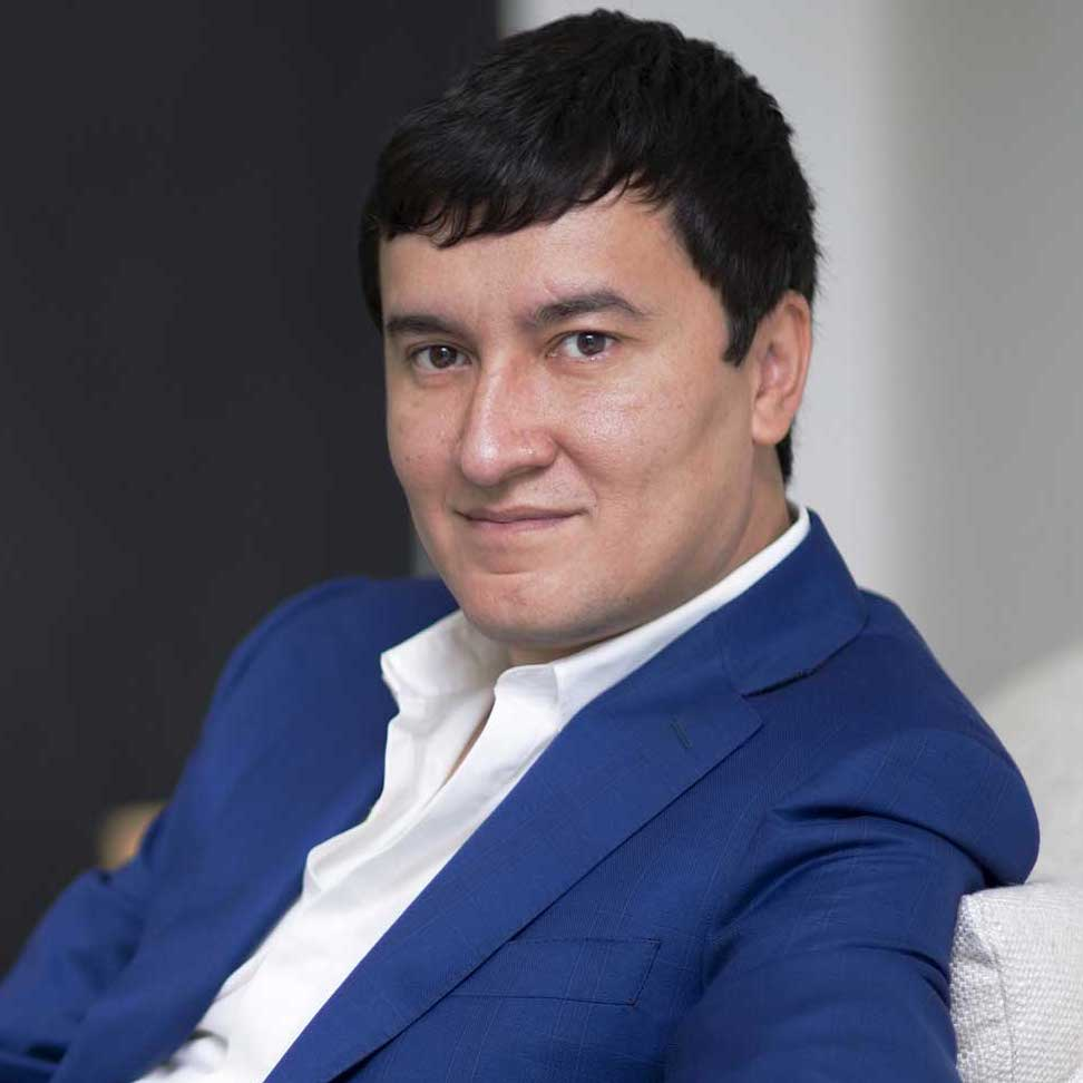 Ulugbekhon Maksumov - CEO