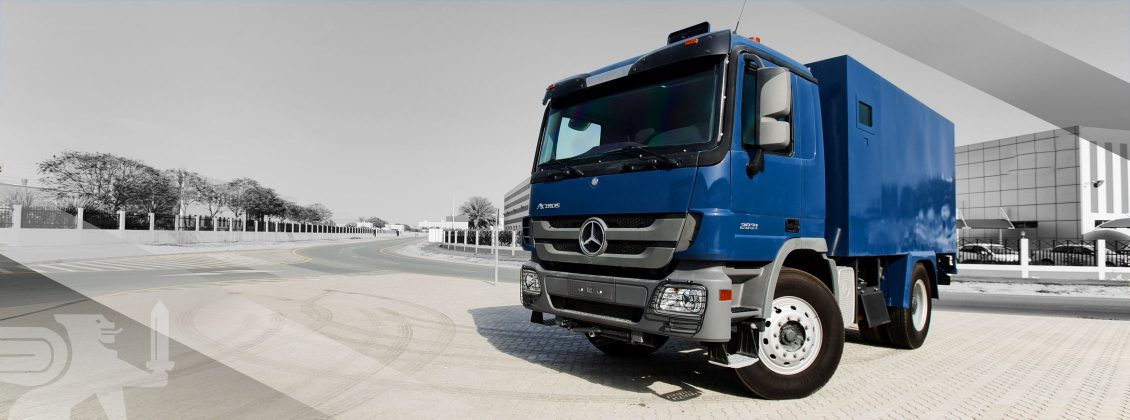 Mercedes Actros MAIN